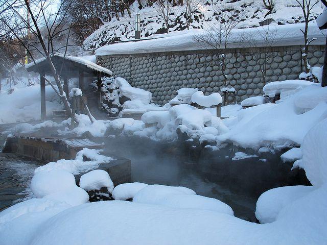jozankei hot spring